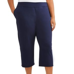 🐇Terra and Sky Capri Pants
